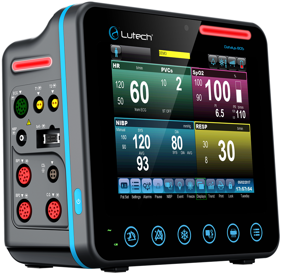 Lutech Patient Monitor